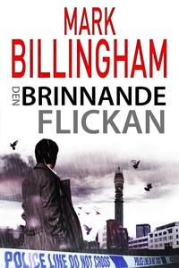 Den brinnande flickan (e-bok) av Mark Billingha