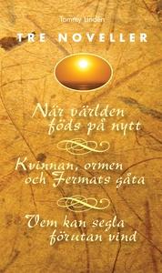 Tre noveller (e-bok) av Tommy Lindén