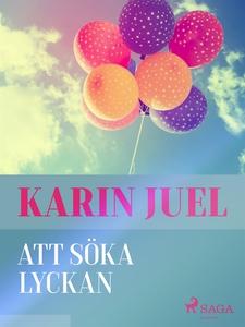 Att söka lyckan (e-bok) av Karin Juel