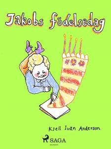 Jakobs födelsedag (e-bok) av Kjell Ivan Anderss