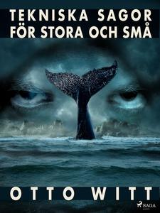 Tekniska sagor för stora och små (e-bok) av Ott