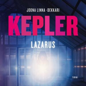Lazarus (ljudbok) av Lars Kepler, Lars Kepler