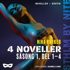 Nina Parker: 4 noveller - Säsong 1, del 1-4 (lj