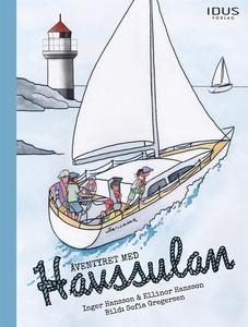 Äventyret med Havssulan (e-bok) av Inger Hansso