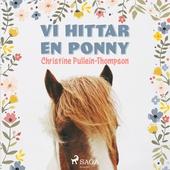 Vi hittar en ponny