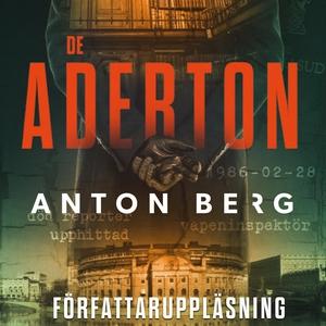 De Aderton (ljudbok) av Anton Berg