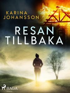 Resan tillbaka (e-bok) av Karina Johansson