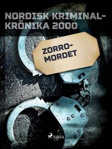 Zorro-mordet (e-bok) av Diverse författare