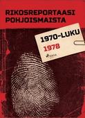 Rikosreportaasi Pohjoismaista 1978