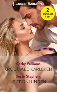 Krock med kärleken/I citronlunden (e-bok) av Ca