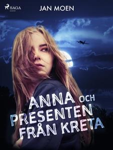 Anna och presenten från Kreta (e-bok) av Jan Mo