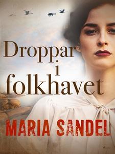 Droppar i folkhavet (e-bok) av Maria Sandel