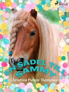 En sadel till Sammy (e-bok) av Christine Pullei