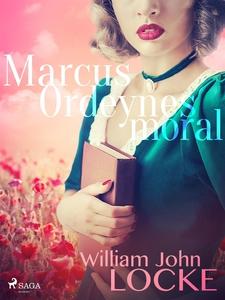 Marcus Ordeynes moral (e-bok) av William John L