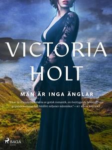 Män är inga änglar (e-bok) av Victoria Holt