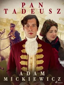 Pan Tadeusz (e-bok) av Adam Mickiewicz