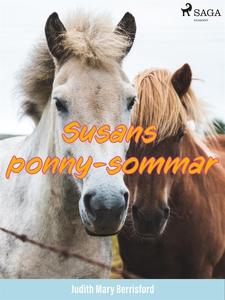 Susans ponny-sommar (e-bok) av Judith Mary Berr