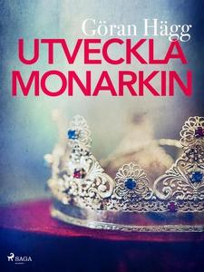 Utveckla monarkin (e-bok) av Göran Hägg