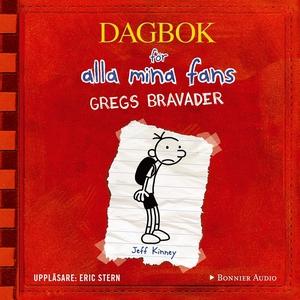 Gregs bravader : Dagbok för alla mina fans (lju