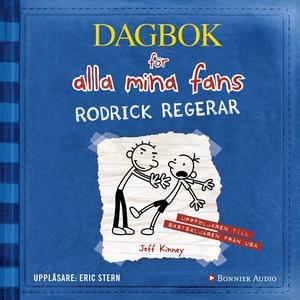 Rodrick regerar : Dagbok för alla mina fans (lj