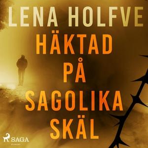 Häktad på sagolika skäl (ljudbok) av Lena Holfv