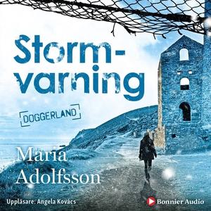 Stormvarning (ljudbok) av Maria Adolfsson