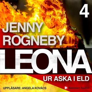 Leona. Ur aska i eld (ljudbok) av Jenny Rogneby