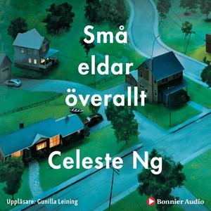 Små eldar överallt (ljudbok) av Celeste Ng