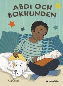 Abdi och bokhunden (ljudbok) av Åsa Öhnell