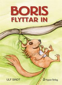 Boris flyttar in (ljudbok) av Ulf Sindt