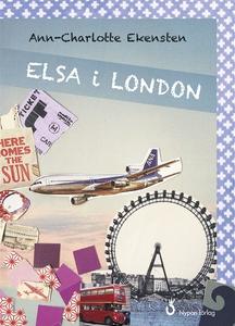 Elsa i London (ljudbok) av Ann-Charlotte Ekenst