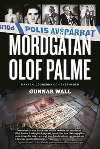 Mordgåtan Olof Palme : makten, lögnerna och tys