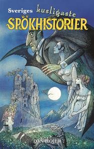 Sveriges kusligaste spökhistorier (e-bok) av Da