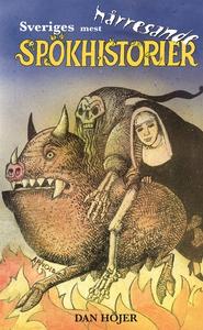 Sveriges mest hårresande spökhistorier (e-bok)