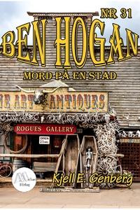 Ben Hogan - Nr 31 - Mord på en stad (e-bok) av