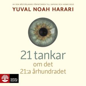 21 tankar om det 21:a århundradet (ljudbok) av