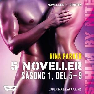Nina Parker: 5 noveller – Säsong 1, del 5-9 (lj