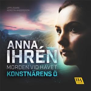 Konstnärens ö (ljudbok) av Anna Ihrén