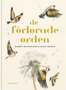 De förlorade orden (e-bok) av Robert Macfarlane