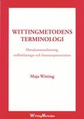 Wittingmetodens terminologi