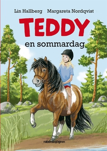 Teddy en sommardag (ljudbok) av Lin Hallberg