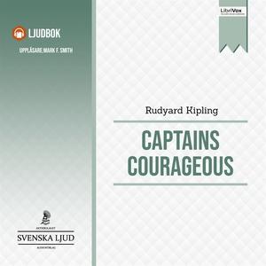 Captains Courageous (ljudbok) av Rudyard Kiplin