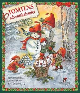 Tomtens adventskalender (e-bok) av Ingrid Elf