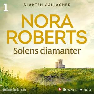 Solens diamanter (ljudbok) av Nora Roberts