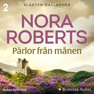 Pärlor från månen (ljudbok) av Nora Roberts