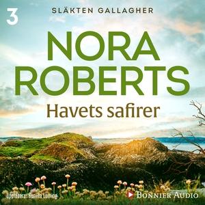 Havets safirer (ljudbok) av Nora Roberts