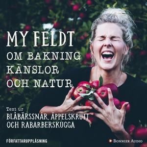 Om bakning, känslor och natur : Text ur Blåbärs