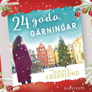 24 goda gärningar (ljudbok) av Jenny Fagerlund