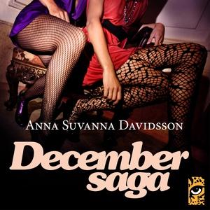 4. Hämnd ljuva hämnd (ljudbok) av Anna Suvanna