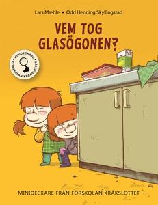 Vem tog glasögonen? (e-bok) av Lars Mæhle, Odd